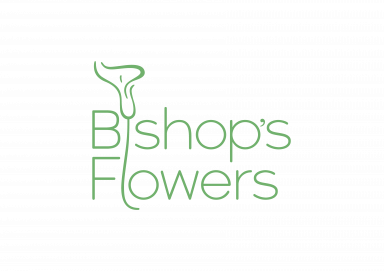 Bishop's Flowers Logo Design