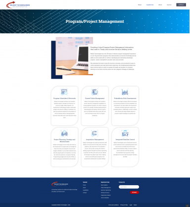 Reliant Technologies Web Design