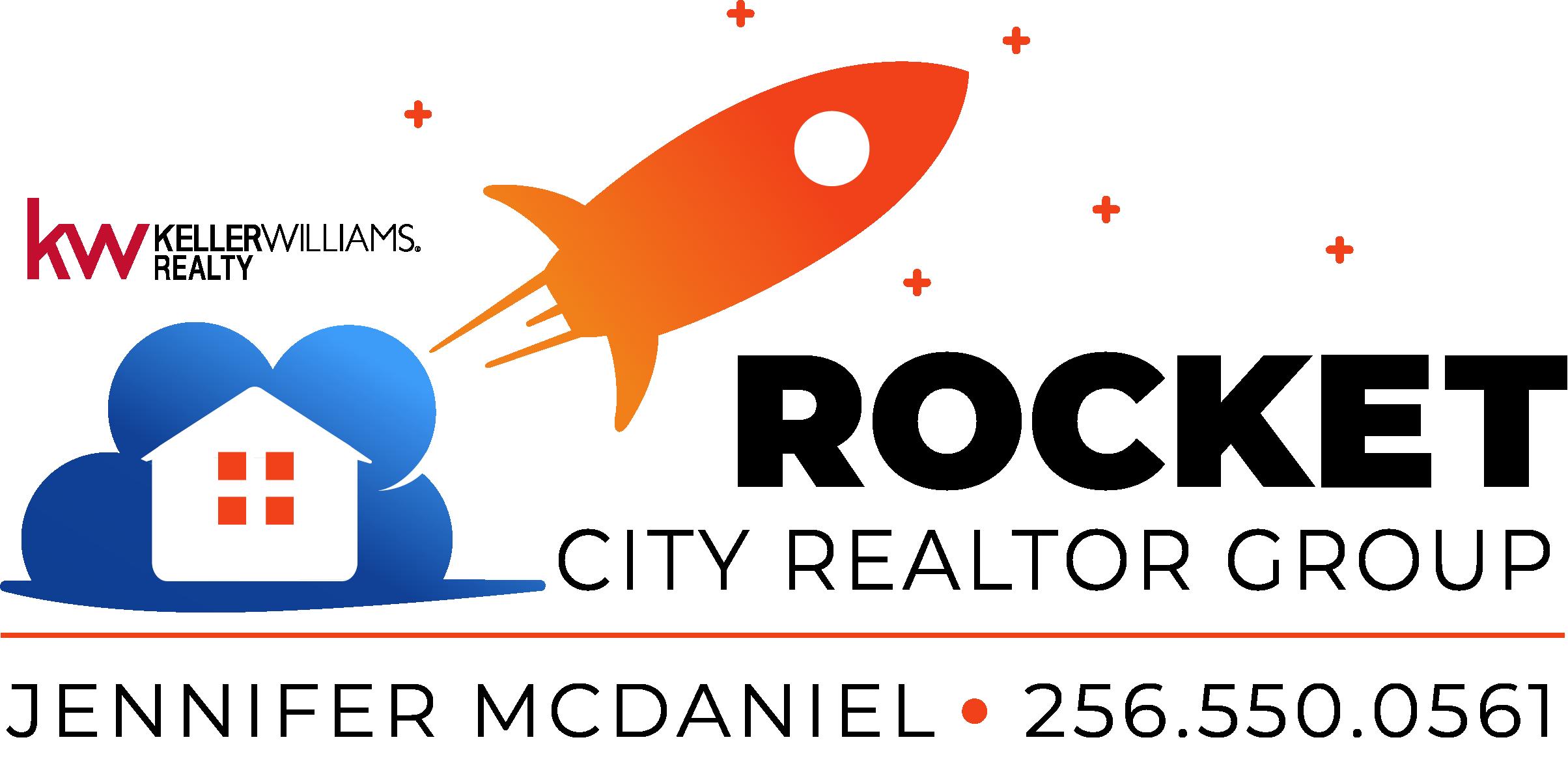 Rocket City Realtor Group Logo